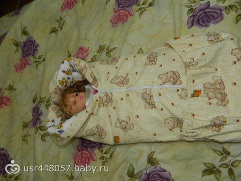Мастер-классы по пошиву конвертов для новорожденных