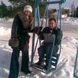 тренируюсь на муже)))