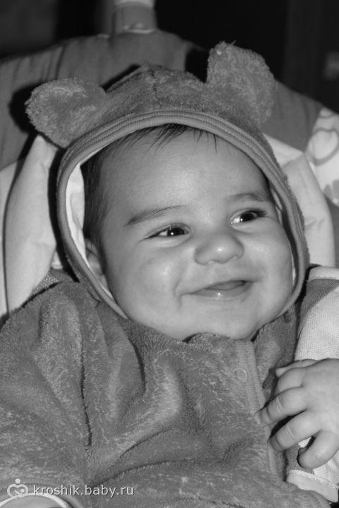 мой медвежонок)))