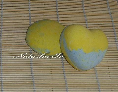 Лимонные бомбосята