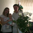 самая счастливая… доче три месяца… а мне 22…