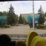 По дороге в Донецк