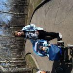 прогулка с малышами